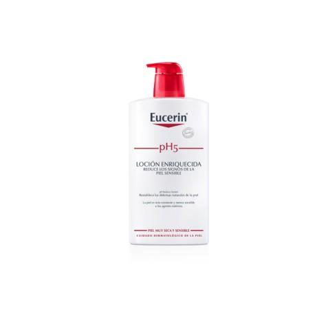 EUCERIN PH-5 SKIN PROTECTION LOCION ENRIQUECIDA 1000 ML + 400 ML REGALO