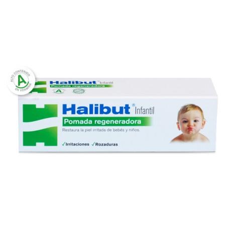 HALIBUT INFANTIL POMADA PROTECTORA 45 G